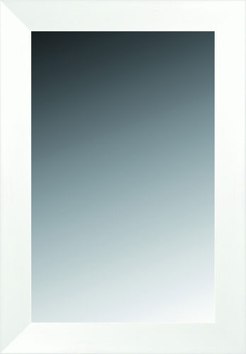 Espejo decorativo pared blanco brillo TAB02 88 x 67