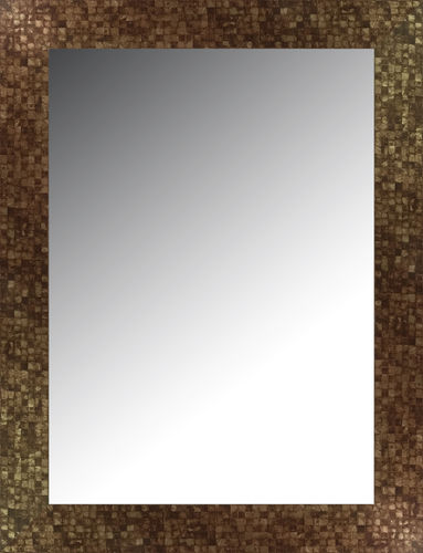 Espejo decorativo de pared 2133 Oro 97 x 76