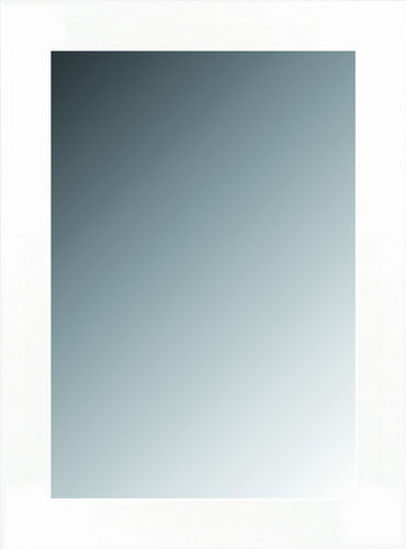 Espejo decorativo pared blanco TAB06 88 x 67